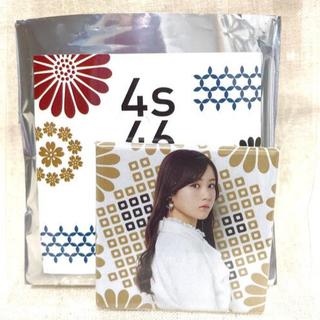 ノギザカフォーティーシックス(乃木坂46)の乃木坂46 星野みなみ ランダムマグネット(アイドルグッズ)