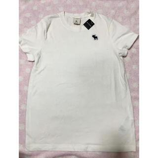 アバクロンビーアンドフィッチ(Abercrombie&Fitch)の【新品・未使用】アバクロ Tシャツ(Tシャツ/カットソー(半袖/袖なし))