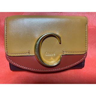 Chloe - chloe 三つ折財布