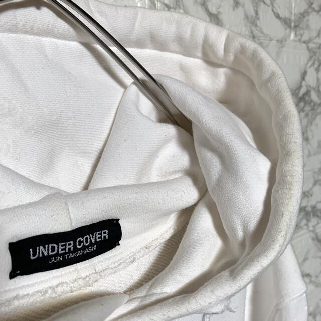 UNDERCOVER(アンダーカバー)のUNDERCOVER アンダーカバー パーカー 古着 メンズのトップス(パーカー)の商品写真