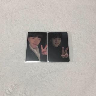 ボウダンショウネンダン(防弾少年団(BTS))のBTS BE Deluxe 韓国 ラキドロ トレカ ユンギ  SUGA(その他)