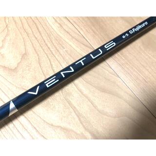 Fujikura - ベンタスブルー 6S ベロコアドライバー用 タイトリストスリーブ付