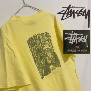 STUSSY - 【USA製】 STUSSY 90's インディアンドール Tシャツ M