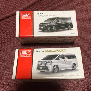 トヨタ(トヨタ)のBV VEHICLE SERIES Toyota VOXY VELLFIRE(ミニカー)