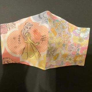 ディズニー(Disney)のディズニー プリンセス ラプンツェル インナーマスク(外出用品)
