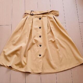 スカート 二種類 ONE WAY(ひざ丈スカート)