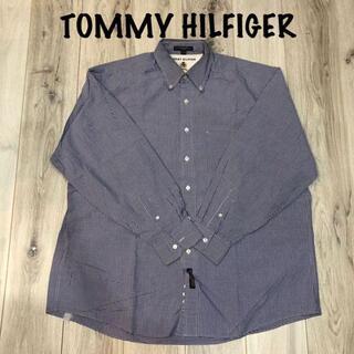 トミーヒルフィガー(TOMMY HILFIGER)の美品 トミーヒルフィガーシャツ(Tシャツ/カットソー(半袖/袖なし))