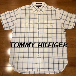 トミーヒルフィガー(TOMMY HILFIGER)のTOMMY HILFIGER 半袖シャツ(Tシャツ/カットソー(半袖/袖なし))