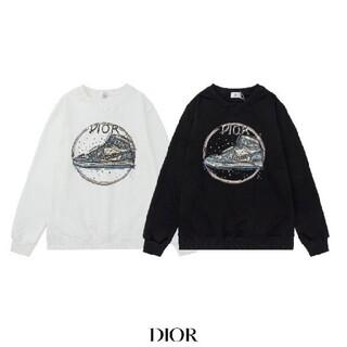 Dior - 【2枚13000】美品 男女兼用  Dior  ディオール パーカー  #05