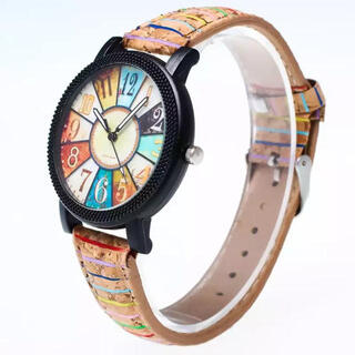 カジュアル ファッション レディース腕時計  レロジオ(腕時計(アナログ))
