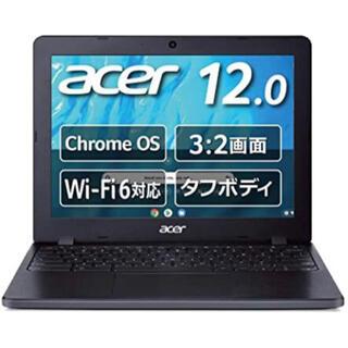 エイサー(Acer)のエイサー Google Chromebook 712 C871T-A14P (ノートPC)