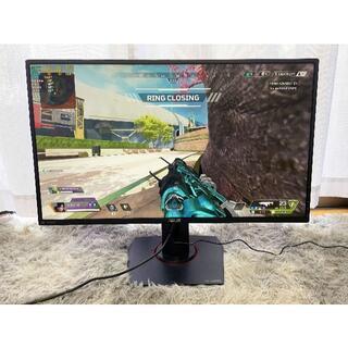 エイスース(ASUS)のASUS TUF Gaming VG27AQ 27インチ 165Hz WQHD(ディスプレイ)