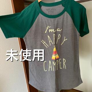コストコ(コストコ)のコストコtシャツ MIGHTY FINE マイティファインTシャツ 半袖tシャツ(Tシャツ/カットソー(半袖/袖なし))