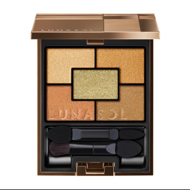 LUNASOL(ルナソル)のルナソル ジェミネイトアイズN 01 コスメ/美容のベースメイク/化粧品(アイシャドウ)の商品写真