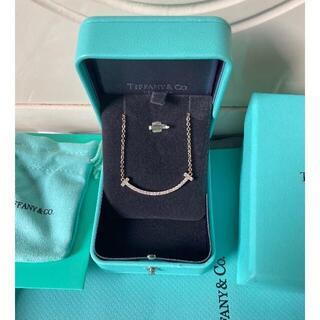 Tiffany & Co. - Tiffany & Co.  Tスマイル ネックレス