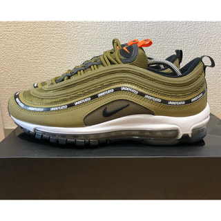 NIKE - AIR MAX 97 UNDEFEATED