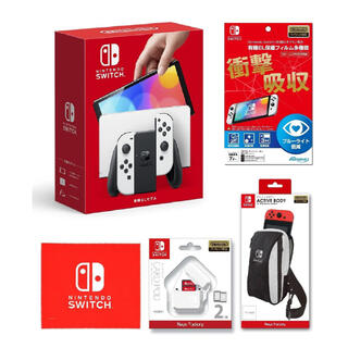 Nintendo Switch - Nintendo Switch ニンテンドースイッチ 有機EL モデル ホワイト