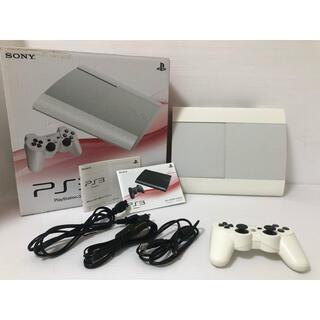 プレイステーション3(PlayStation3)のPS3 250GB CECH-4000BLW ホワイト(家庭用ゲーム機本体)