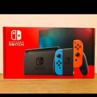 ニンテンドースイッチ(Nintendo Switch)のニンテンドースイッチ 新型 Nintendo Switch 本体(家庭用ゲーム機本体)
