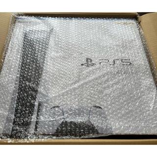プレイステーション(PlayStation)のPS5 ディスク版 本体(家庭用ゲーム機本体)
