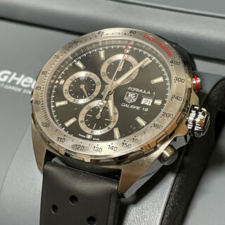 タグホイヤー(TAG Heuer)のタグ・ホイヤー フォーミュラ1 自動巻クロノグラフ 44mm(腕時計(アナログ))