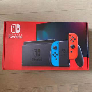 ニンテンドースイッチ(Nintendo Switch)のswitch 本体 新型(家庭用ゲーム機本体)