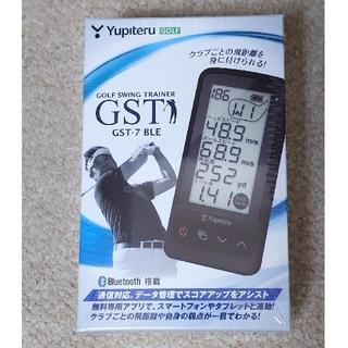 【新品】ユピテル Yupiteru ゴルフスイングトレーナー GST-7 BLE