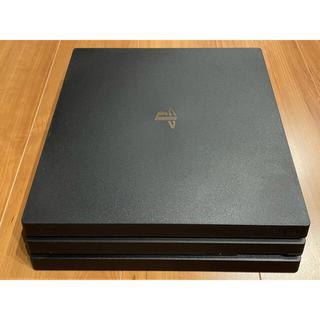 プレイステーション4(PlayStation4)のPlayStation4 Pro CUH-7200B(家庭用ゲーム機本体)