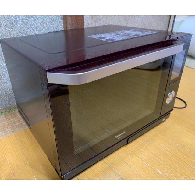 Panasonic(パナソニック)のPanasonic スチームオーブンレンジ ビストロ NE-BS651 スマホ/家電/カメラの調理家電(電子レンジ)の商品写真