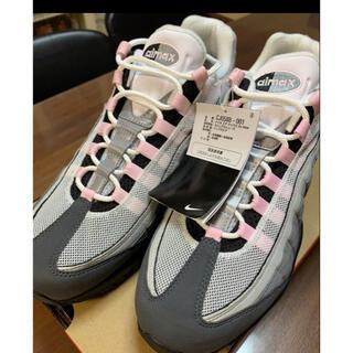 NIKE - エアマックス95 ピンク