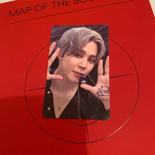 ボウダンショウネンダン(防弾少年団(BTS))のBTS  MAP OF THE SOUL ON:E  DVD トレカ ジミン(その他)