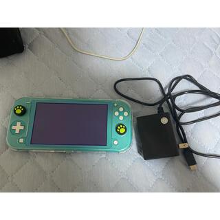 Nintendo Switch - ニンテンドーSwitch light ポケモンソード付き