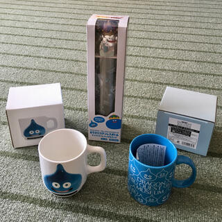SQUARE ENIX - スライム マグカップ&ステンレスボトルset  新品