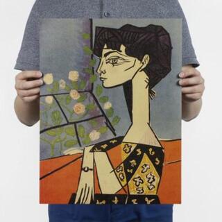 アート ポスター Pablo Picassoジクレープリント P43