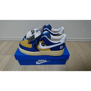 """UNDEFEATED - UNDEFEATED × NIKE AIR FORCE 1 LOW """"5 ON"""