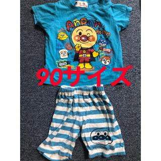 BANDAI - アンパンマン パジャマ 半袖 ハーフパンツ 90サイズ