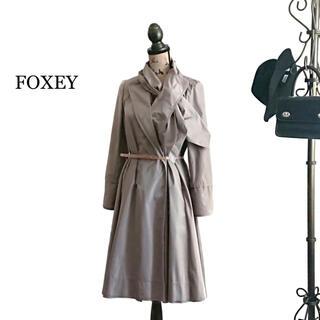 フォクシー(FOXEY)のFOXEY フォクシー コート レディース (ロングコート)