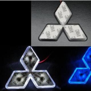 三菱 - 三菱 光るエンブレム