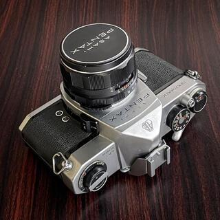 ペンタックス(PENTAX)のPENTAX SP TAKUMAR 55mm F1.8(フィルムカメラ)