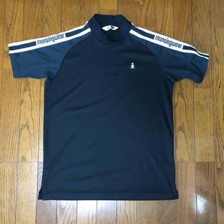 Munsingwear - ENVOY モックネック Tシャツ メンズ Lサイズ
