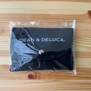 ディーンアンドデルーカ(DEAN & DELUCA)のDEAN  & DELUCA ショッピングバッグ エコバッグ ブラック(エコバッグ)