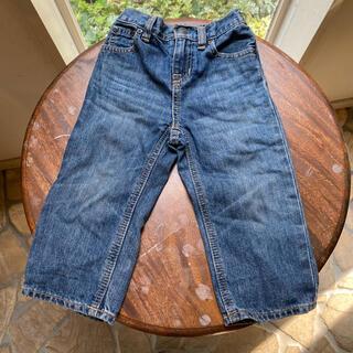 ラルフローレン(Ralph Lauren)の美品 ポロ ラルフローレン デニム パンツ ジーパン 24M 90 長ズボン(パンツ/スパッツ)