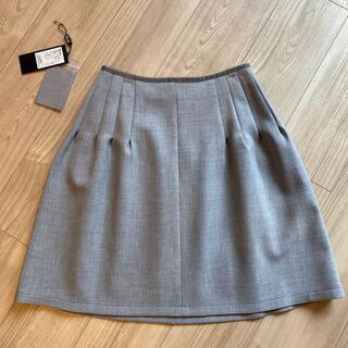 ルネ(René)のRené ルネ スカート 新品未使用タグ付き(ひざ丈スカート)