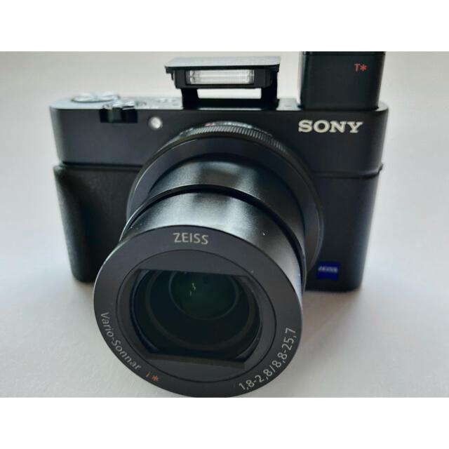 SONY(ソニー)のSONY Cyber−Shot RX DSC-RX100M3 スマホ/家電/カメラのカメラ(コンパクトデジタルカメラ)の商品写真