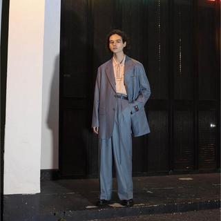 Jieda - dairiku 20aw Long Wool Tailored Jacket