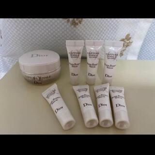 ディオール(Dior)のDior カプチュールトータル ローション&美容液セット(美容液)