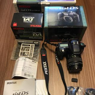 PENTAX - PENTAX ist DS 18-55mm レンズキット【美品】