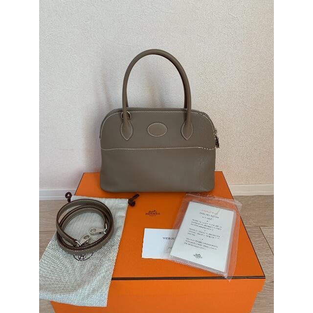 Hermes(エルメス)の※ema様専用【美品】HERMES ボリード27 レディースのバッグ(ハンドバッグ)の商品写真