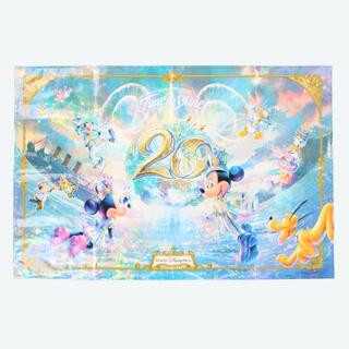 Disney - ディズニーシー20周年 レジャーシート ディズニー タイムトゥシャイン