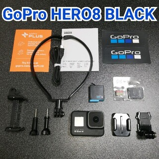 GoPro - 【お得セット】GoPro HERO8 BLACK✨MicroSD付